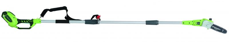 Greenworks Prořezávací pila s aku motorem 40 V (G40PS20)