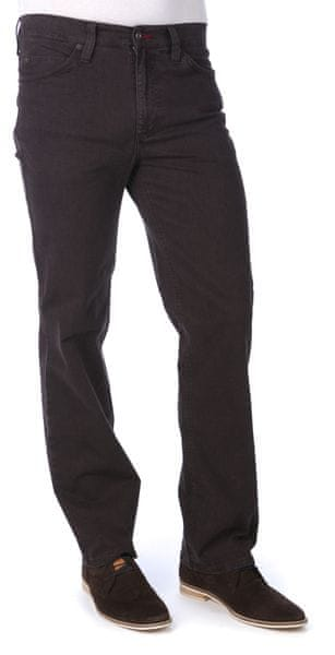 Mustang pánské kalhoty 31/32 hnědá