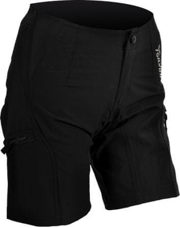 Silvini ženske hlače Invio WP860, črne, XL