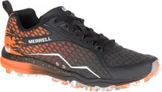 Merrell All Out Crush Tough Mudder orange