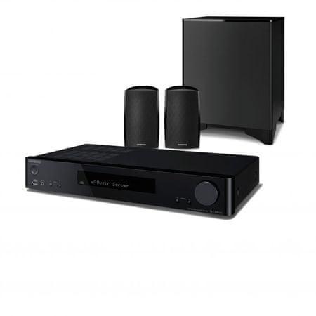 Onkyo zvočniški sistem 2.1 LS5200 črna