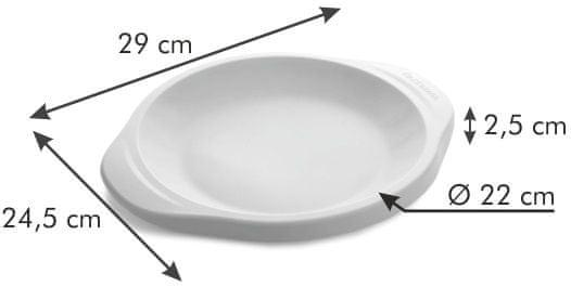 Tescoma Forma okrúhly chlieb DELLA CASA