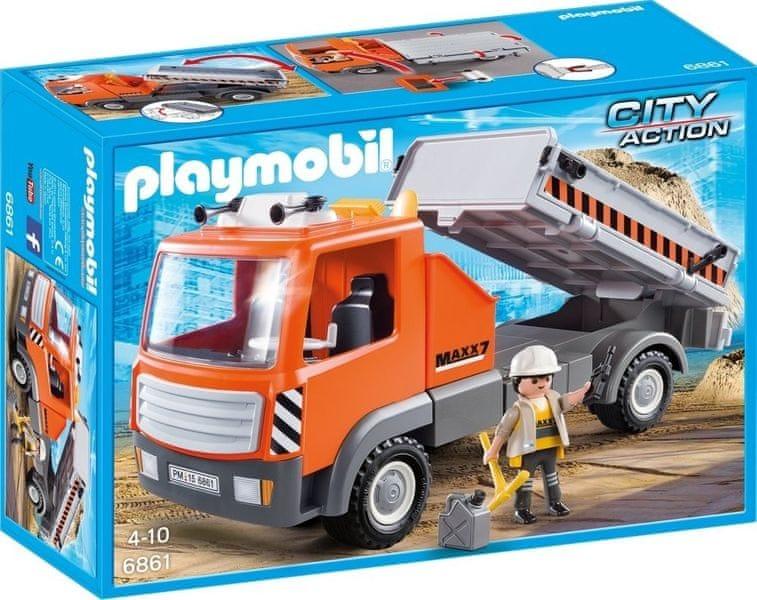 Playmobil 6861 Nákladní auto