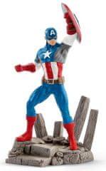 Schleich Marvel: Captain America (21503)