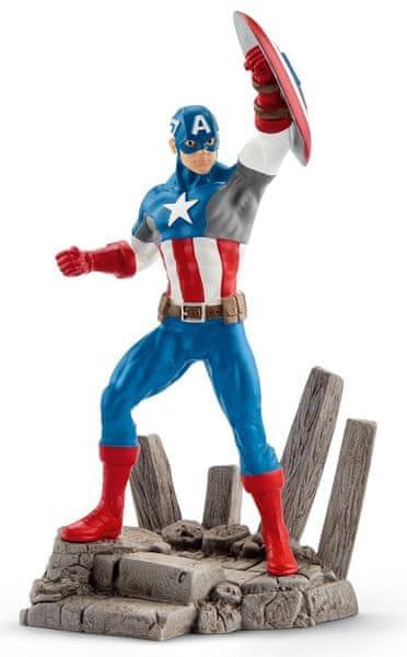 Schleich MARVEL Captain America 21503