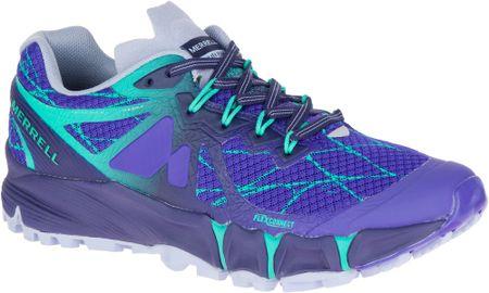 Merrell pohodniški čevlji Agility Peak Flex, modri, 40,5