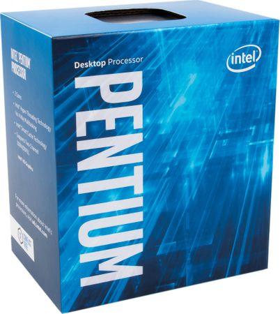 Intel Pentium procesor G5600 BOX, Coffee Lake