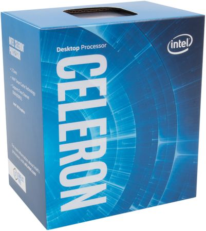 Intel Celeron G3930 BOX procesor, Kaby Lake