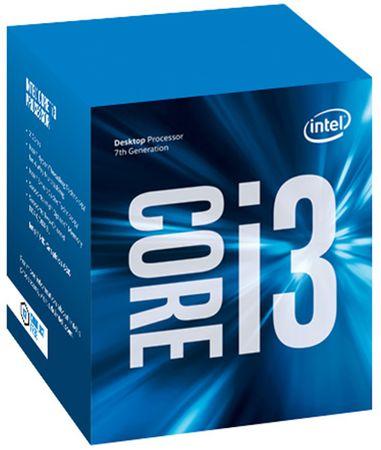 Intel Core i3-7320 (BX80677I37320) Processzor