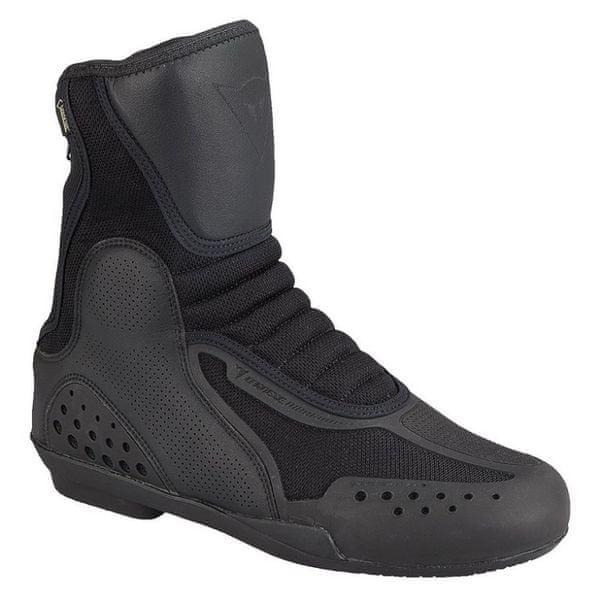Dainese kotníkové boty LATITOUR GORE-TEX vel.47 černá (pár)