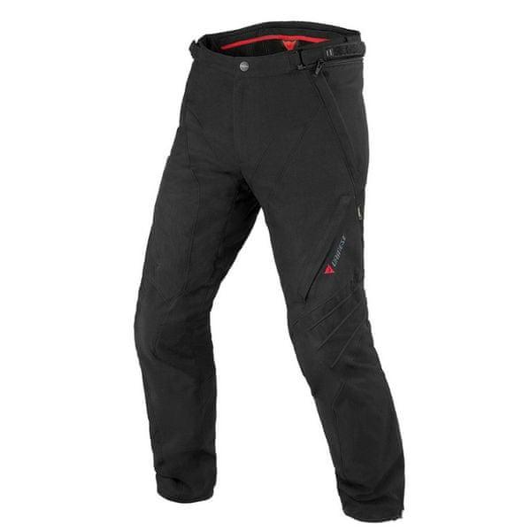 Dainese kalhoty dámské TRAVELGUARD LADY GORE-TEX vel.46 černá/černá, textil