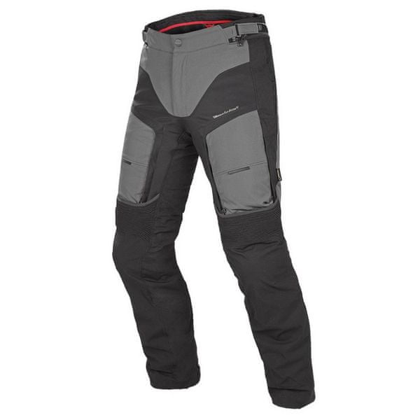 Dainese pánské kalhoty D-EXPLORER GORE-TEX vel.48 šedá/černá/šedá, textilní