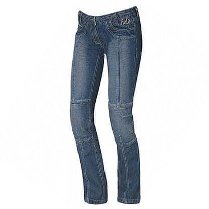 Held dámské kalhoty GLORY vel.27 (délka 32), modré, textilní - jeans, kevlar