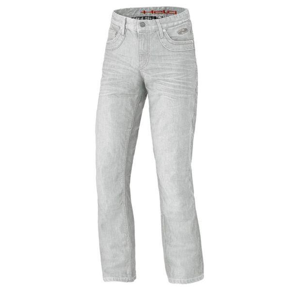 Held pánské kalhoty HOOVER Strech vel.36, textilní - jeans, šedá, Kevlar