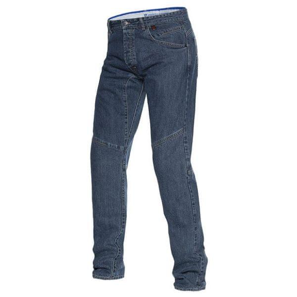 Dainese kalhoty - jeans BONNEVILLE REGULAR vel.33, denim/kevlar