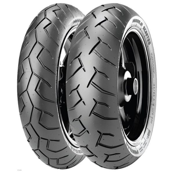 Pirelli diablo Scooter 120/70 R 15 56H + 160/60 R 14 65H M/C TL