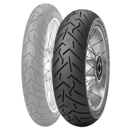 Pirelli 130/80 R 17 M/C 65V TL Scorpion Trail II zadní
