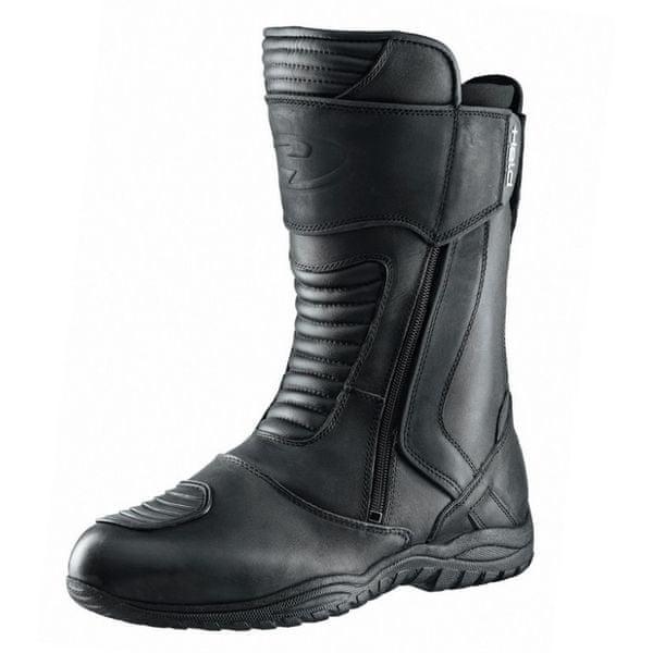 Held boty SHACK vel.45 černé, kůže, Hipora (pár)