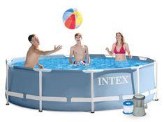 Intex 28702 NP fémvázas medence, 305 cm