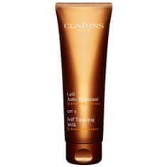 Clarins Samoopalovací mléko SPF 6 (Self Tanning Milk With Sun Protection) 125 ml