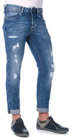 Pepe Jeans moške kavbojke Cash Journey 30/32 modra