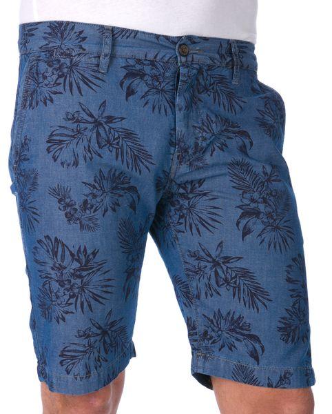 Pepe Jeans pánské kraťasy James 33 modrá