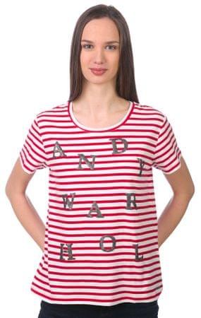 Pepe Jeans ženska majica Andi S bela