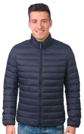 Geox moška jakna 50 temno modra
