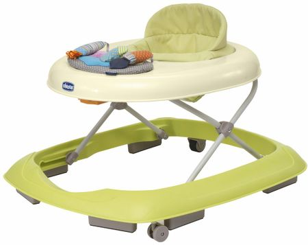 Chicco Chodítko Paint Baby Walker, Green