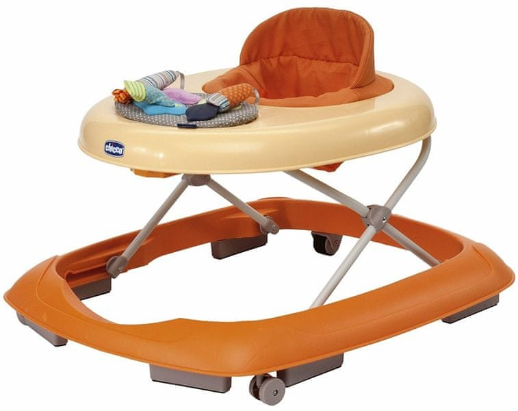 Chicco Chodítko Paint Baby Walker, Orange