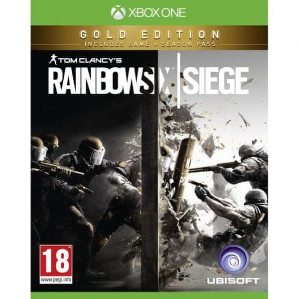 Ubisoft Tom Clancy's Rainbow Six: Siege Gold Edition / Xbox One