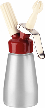 Tescoma DELÍCIATejszínhab készítő palack, 0,25 l