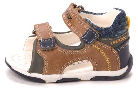 Geox fantovski sandali Tapuz 22 večbarvna