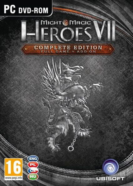 Ubisoft Might & Magic Heroes VII Complete Edition / PC