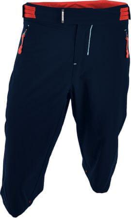 Silvini moške kratke hlače Talfer MP1015, modra/oranžna, M