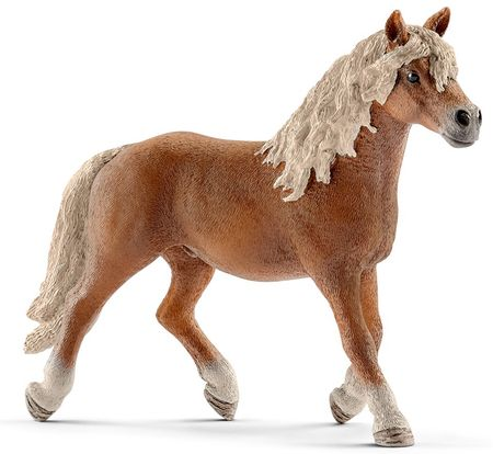 Schleich horse club Haflinger, žrebec