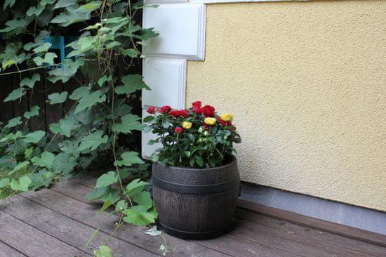 Roto cvetlično korito Bolero XXL, 71 x 71 x 59 cm
