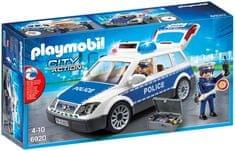 Playmobil 6920 Policijski avto z lučmi in zvokom