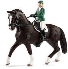 Schleich Jezdec s koněm 42358