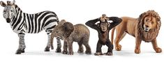 Schleich začetni set divjih živali