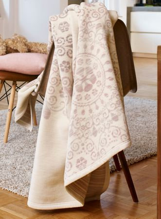 Biederlack Pastels Nature deka Mandala 150x200 cm