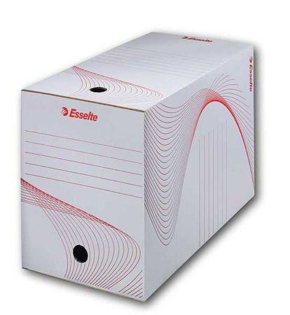 Krabice archivační bílá 200 mm