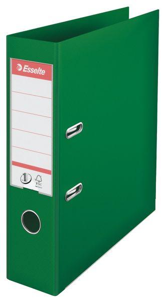 Pořadač pákový polypropylen Esselte No.1 POWER A4 7,5 cm zelený