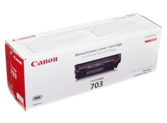 Canon CRG-703, černý (7616A005)