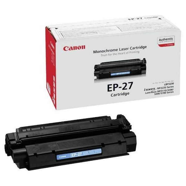 Canon EP-27 - Černá (8489A002)