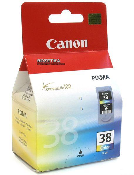 Canon CL-38 (2146B001), barevná