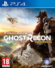 Ubisoft Ghost Recon: Wildlands / PS4