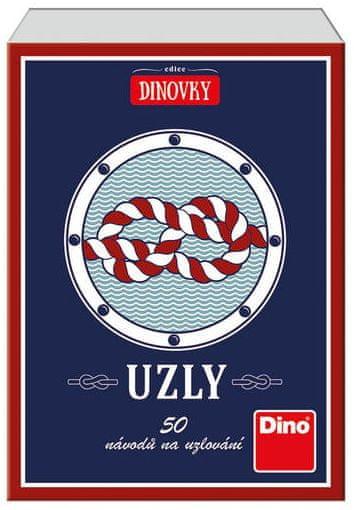 DINO cestovná hra Uzly
