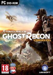Ubisoft Ghost Recon: Wildlands PC játékszoftver