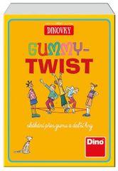 DINO cestovná hra Gummy twist